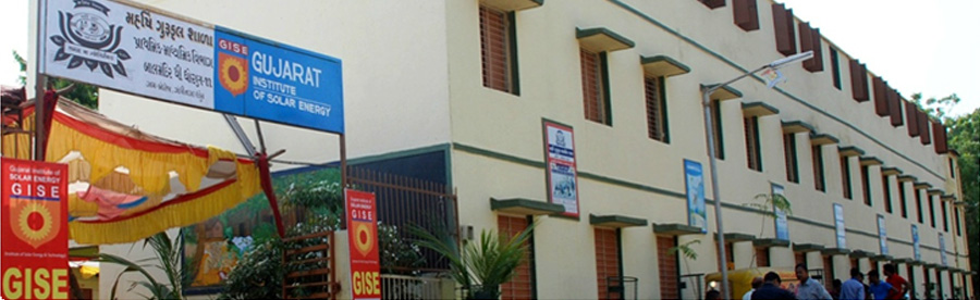 About Gujarat Institute Of Solar Energy Gise